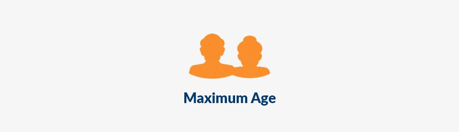 Maximum Age in the UK