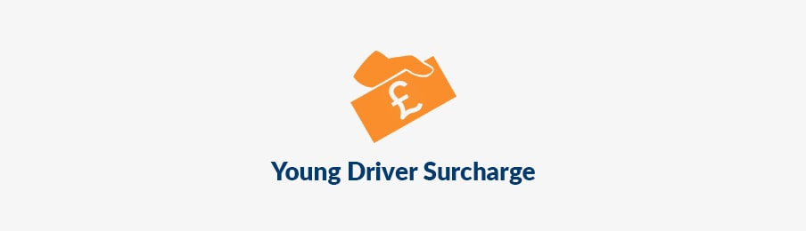 Young Driver Surcharge in the UK