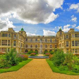Audley End House near London Stansted Airport