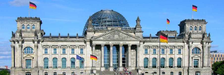 Berlin Reichstag, Germany