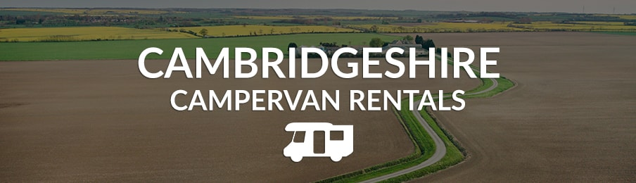 Cambridgeshire Campervan Rentals in the UK