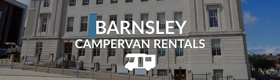 barnsley campervan rentals in the UK