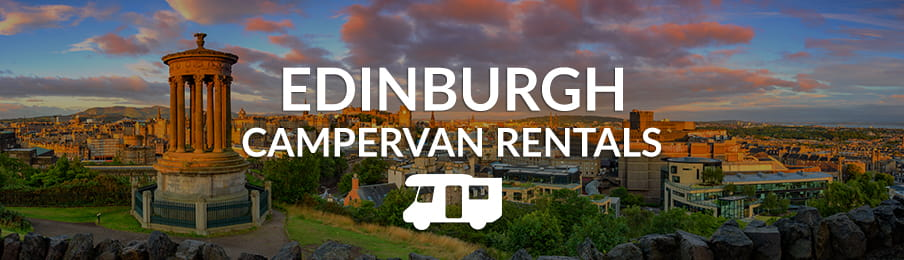 Edinburgh campervan rentals