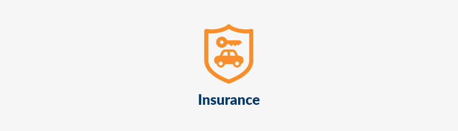 Hire car insurance in the UK banner