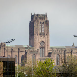 church of england cathedral liverpool
