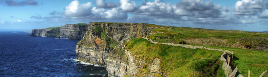 cliffs of moher in country clare ireland
