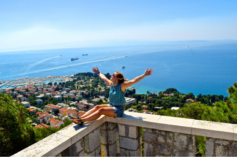 Split, Croatia by Wanderlust Chloe