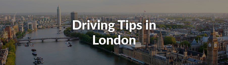 driving tips in london