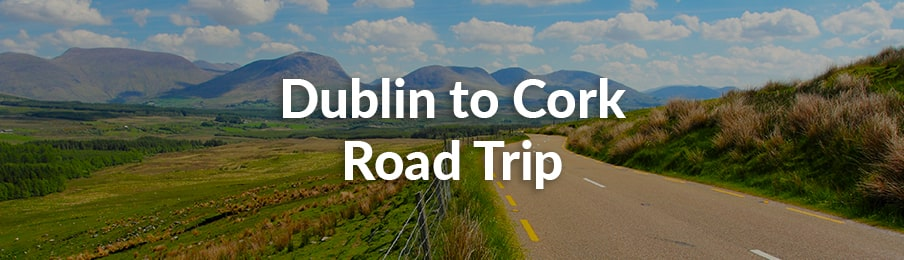 dublin to cork road trip