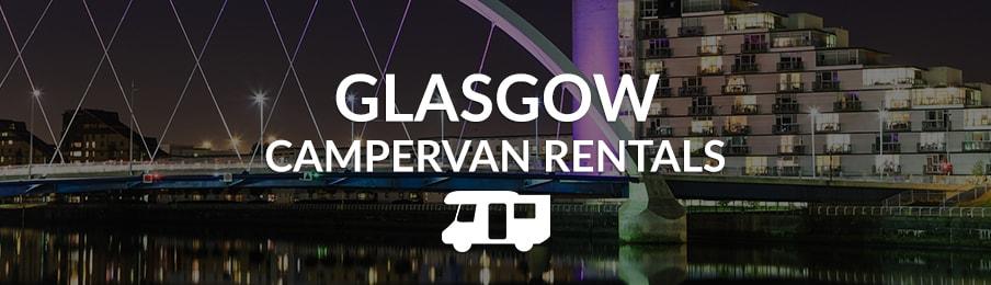 Glasgow Campervan Rentals