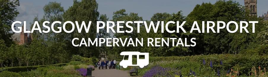 glasgow prestwick airport campervan rentals