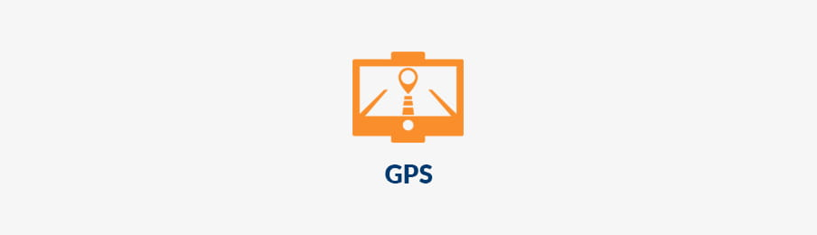 GPS for rental car extras UK banner
