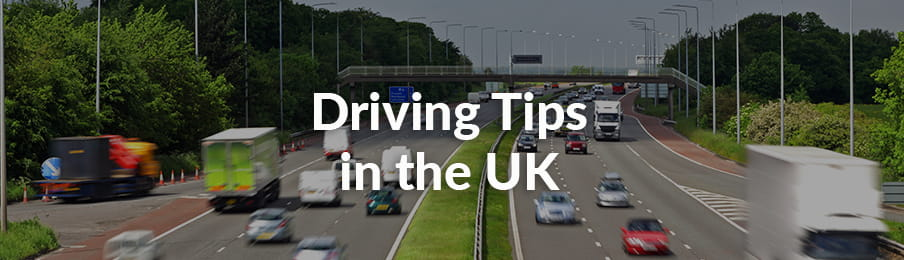 Driving Tips in the UK