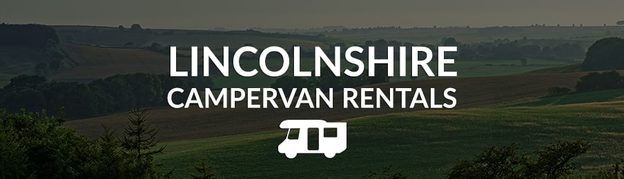 lincolnshire campervan rentals in the UK banner
