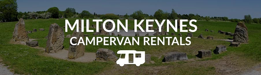 milton keynes campervan rentals in the UK banner