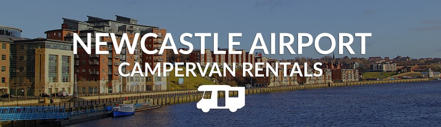 Newcastle Airport Campervan Rentals