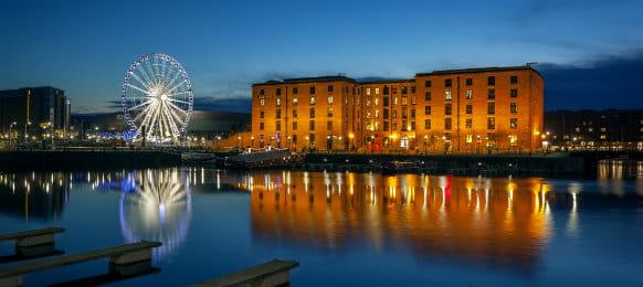 Albert Dock, Liverpool, England