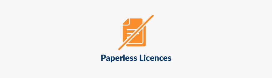 Paperless driving licences in the UK guide banner