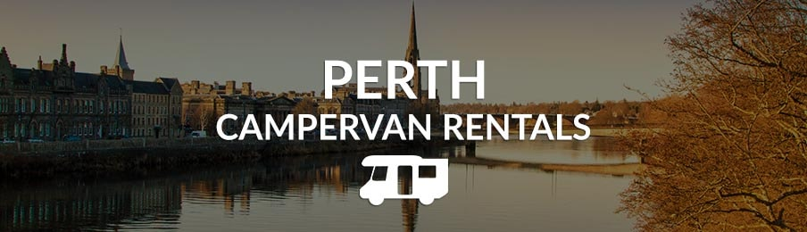 Perth Campervan Rental in the UK banner