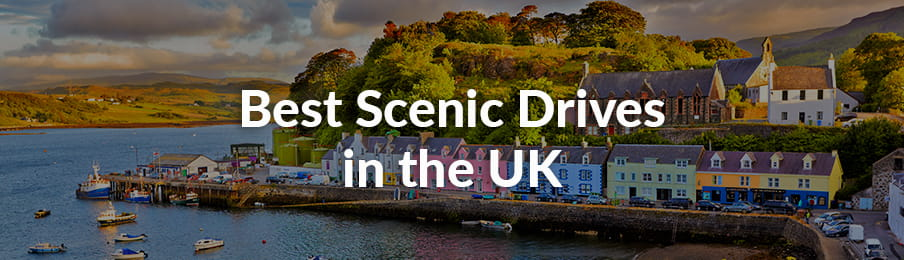 Best Scenic Drives in the UK guide banner