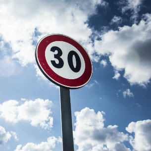 sign speed limits in london
