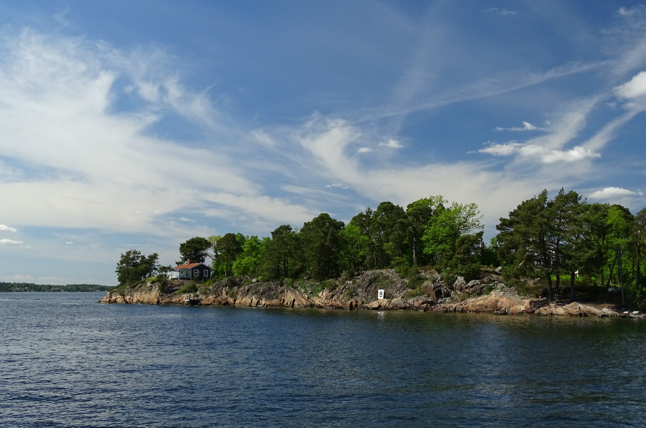 Stockholm Archipelgo by Traveling Bytes