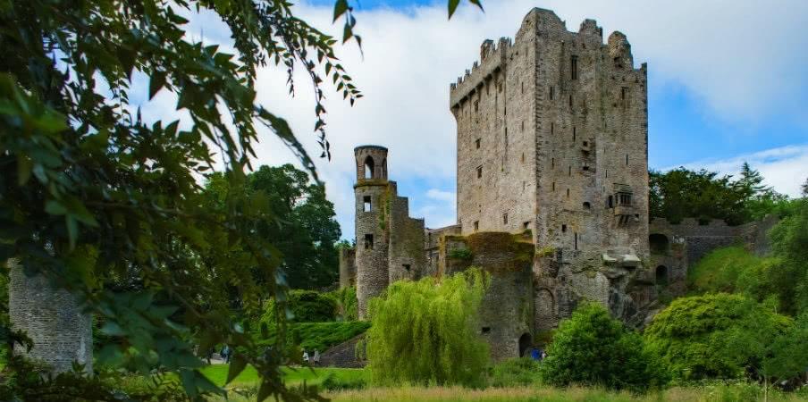 the famous blarney castle