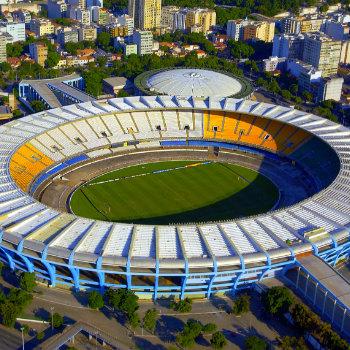 the famous maracaña stadium