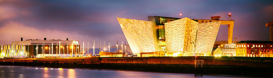 titanic belfast landmark in northern ireland