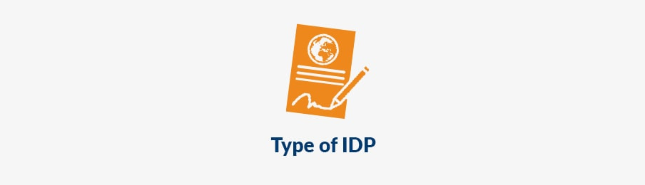 type of IDP
