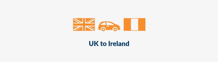 UK to Ireland driving