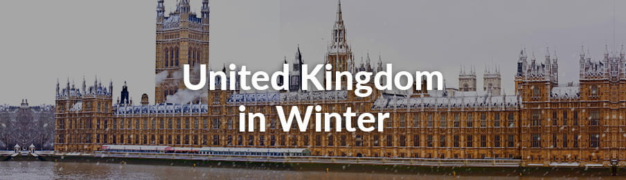 Reasons to travel the UK in Winter