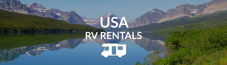 USA RV rentals in the UK guide banner