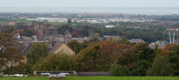 view of lancaster city