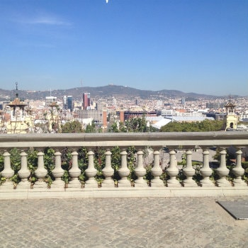View of Barcelona, Spain