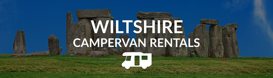 wiltshire campevan rentals in the UK banner